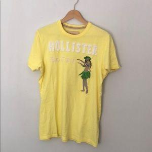 Hollister SOCAL Hawaiian Dancer Tshirt
